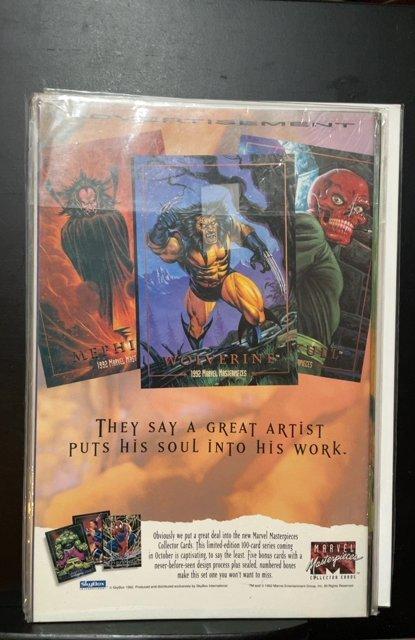 Motormouth & Killpower (UK) #6 (1992)