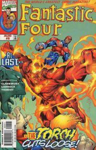 Fantastic Four (Vol. 3) #8 VF/NM; Marvel | save on shipping - details inside