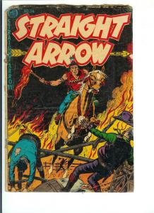 Straight Arrow, #36 Vol. 1, May/June 1954 - Golden Age - (G)