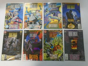 Batman Legends of the Dark Knight lot 48 different from #55-137 8.0 VF (1993-200