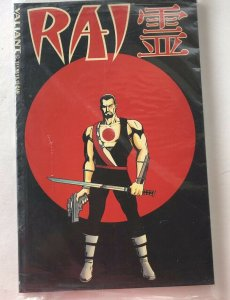 RAI Companion #1, (1993, Valiant TPB)  New! SEALED!