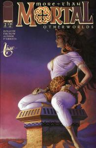More Than Mortal: Otherworlds #2 VF/NM; Image | save on shipping - details insid