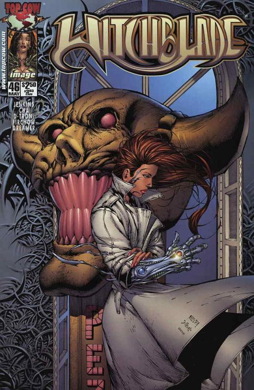 Witchblade #46 VF/NM; Image | save on shipping - details inside