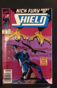 Nick Fury, Agent of SHIELD #11 (1990)