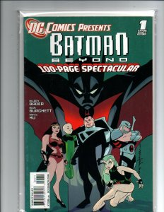 DC Comics Presents Batman Beyond 100-Page Spectacular #1 - 2011 - Very Fine