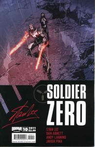 Soldier Zero #10 VF/NM; Boom! | save on shipping - details inside