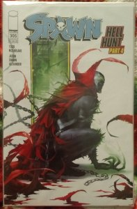 Spawn #305 NM CVR A MATTINA