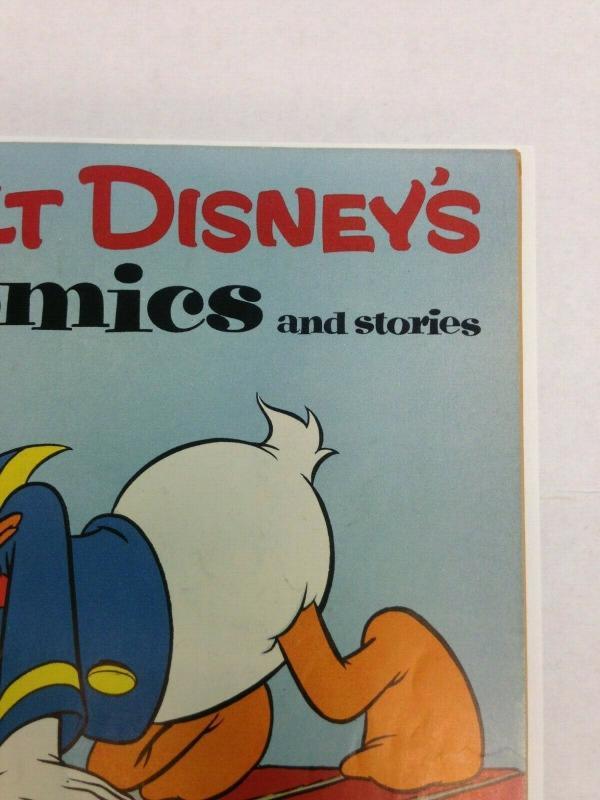 Walt Disney's Comics and Stories 185 VG+  Carl Barks Art (February 1956)