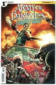 ARMY OF DARKNESS Furious Road #1 2 3 4 5 6, NM, Bruce Campbell,more AOD in store