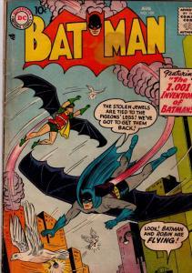 BAT MAN #109 VG+$30.00