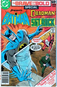 Brave and The Bold Special(DC Special Series # 8)