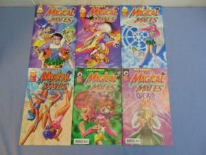 Mio Odagi's Magical Mates AP Antarctic Press English Manga Comic Books 1-6 MINT