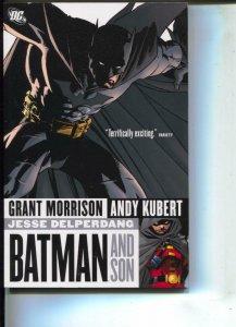 Batman and Son-Grant Morrison-TPB- trade