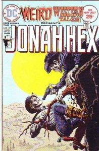 Weird Western Tales #27 (Sep-73) VF High-Grade Jonah Hex