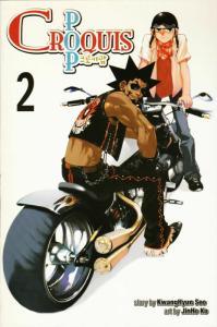 Croquis Pop Graphic Novel Vol 2 (Yen, 2008) New!