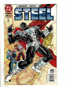 Steel #8 (1994) OF18