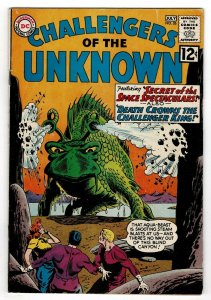 Challengers Of The Unknown 26
