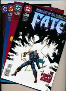 FATE #19,20,21,22 1996 The Hand of Fate, ~ NM (PF613) DC Comics