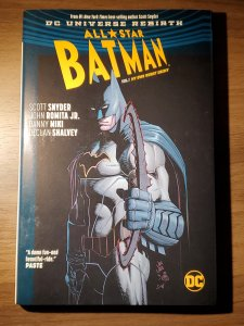All-Star Batman HC VOL 01: My Own Worst Enemy (2017) - Used, Like New