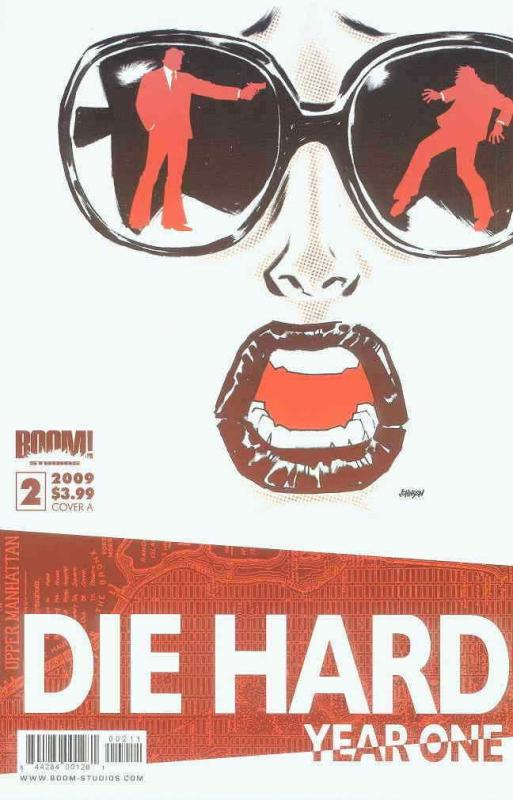 Die Hard: Year One #2A VF/NM; Boom! | save on shipping - details inside