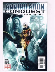 Annihilation Conquest Prologue # 1 NM One Shot Marvel Comic Book Starlord TW3