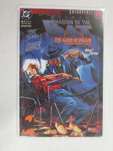 Batman Shadow of the Bat (1993) #16, 6.0 Signed B4 : Star Edition (W/COA)