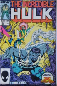 The Incredible Hulk #337 (1987)