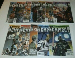 Star Wars: Empire (2002 Dark Horse) #8,9,11-13,16,18,21,22,24,25,27-35,37-40