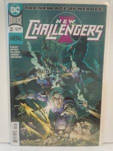 New Challengers #2