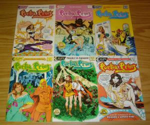 Portia Prinz of the Glamazons #1-6 VF/NM complete series cult classic amazons