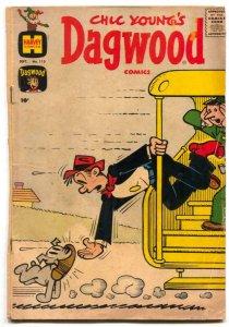 Dagwood #115 1960- Harvey silver age comic VG