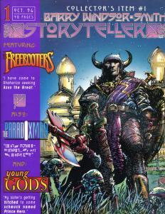Barry Windsor Smith STORYTELLER #1 2 3 4, NM, Magazine, 1996, Dark Horse, 1-4