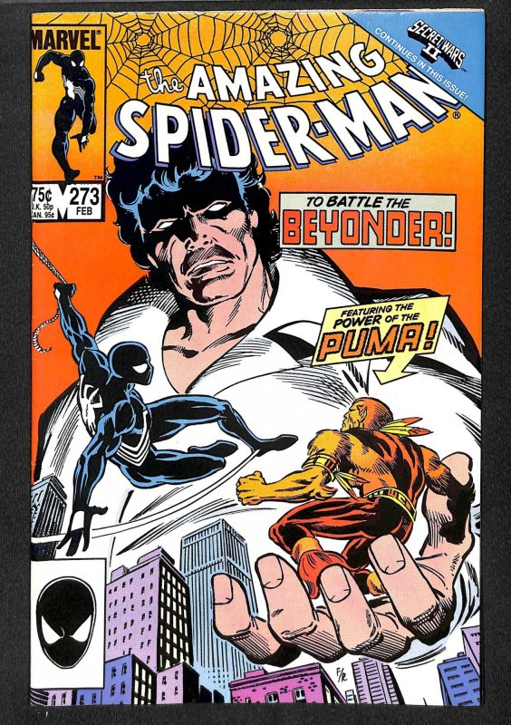 The Amazing Spider-Man #273 (1986)