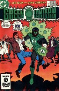 Green Lantern (1960 series) #183, VF+ (Stock photo)