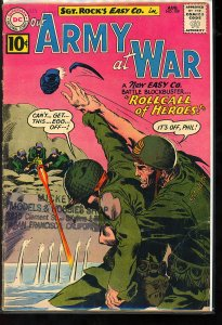 Our Army at War #109 (1961)