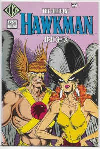 Official Hawkman Index   #1 of 2 FN