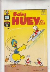 Baby Huey #40 (Nov-61) VG/FN- Mid-Grade Baby Huey
