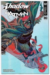 Shadow Batman #2 Cvr C (DC, 2017) NM