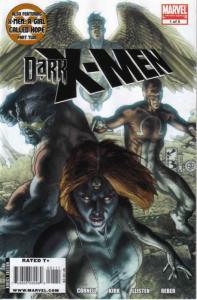 Dark X-Men #1 VF/NM; Marvel | save on shipping - details inside
