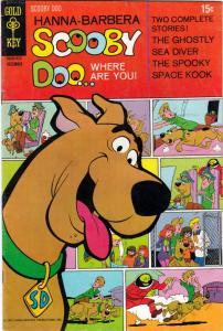 Scooby Doo #4 (Dec-70) FN/VF+ High-Grade Scooby Doo