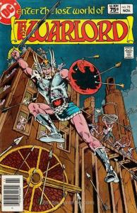Warlord (DC, Canadian Edition) #75 FN; DC | save on shipping - details inside