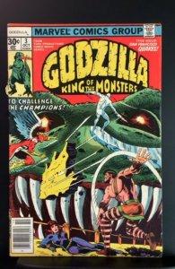 Godzilla #3 (1977)