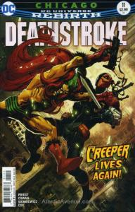 Deathstroke (3rd Series) #11 VF/NM; DC | save on shipping - details inside