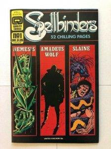Quality Comics SPELLBINDERS #1  VERY FINE (PF956)
