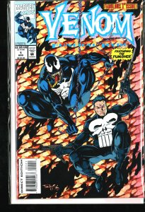 Venom: Funeral Pyre #1 (1993)