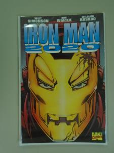 Iron Man 2020 GN (1994 Marvel) #1-1ST, NM (1994)