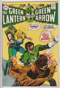 Green Lantern #78 (Jul-70) NM- High-Grade Green Lantern, Green Arrow