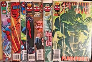 SPIDER-MAN #63,64,65,69,70,71,73 , NM 7 BOOK LOT