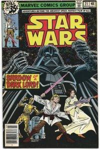 Star Wars #21 - High Grade Book