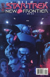 Star Trek: New Frontier #5 FN; IDW | save on shipping - details inside